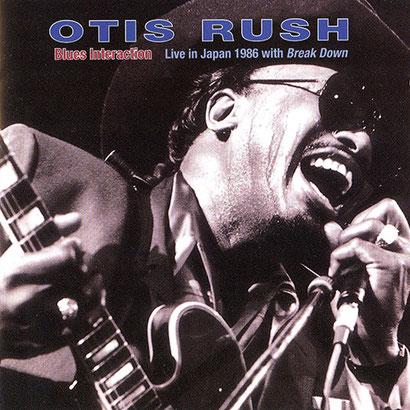 the Funky Soul story - Otis Rush - Live In Japan (1986)