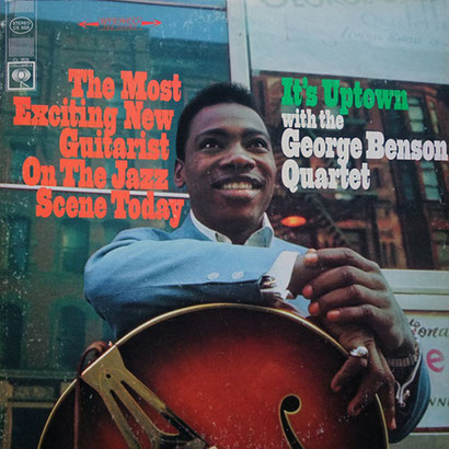 the Funky Soul story - George Benson - 1966 It's Uptown