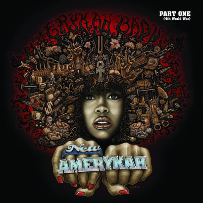 Erykah Badu - New Amerykah part.01 (2007)