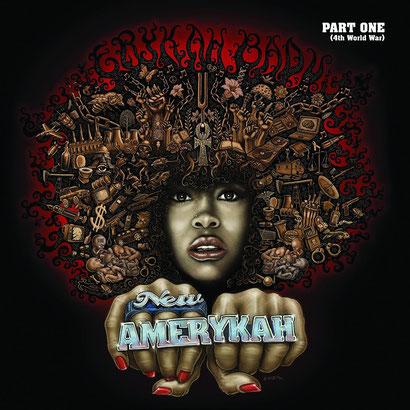 Erykah Badu - New Amerykah part.01 (2007)