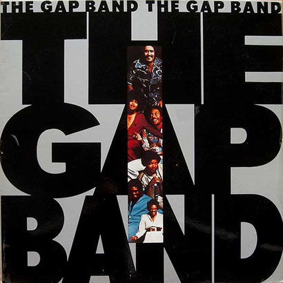 the Funky Soul story - 1977 The Gap Band - The Gap Band (Tatoo Records)