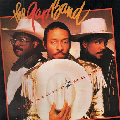 the Funky Soul story - 1988 The Gap Band - Straight From The Heart