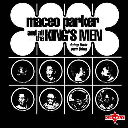 Maceo Parker / 1970 / Doing Their Own Thing