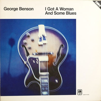 the Funky Soul story - George Benson - 1984 I Got A Woman And Some Blues