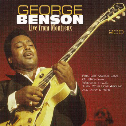 the Funky soul story - George Benson - 2007 Live from Montreux