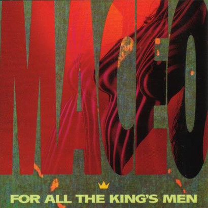 Maceo Parker / 1989 - For All the King's Men