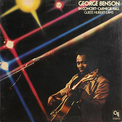 the Funky soul story - George Benson - 1975 In Concert-Carnegie Hall