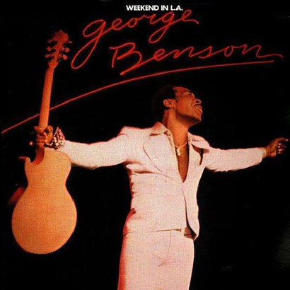the Funky soul story - George Benson - 1977 Weekend In L.A.
