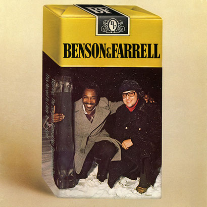 the Funky Soul story - George Benson - 1976 Benson & Farrell
