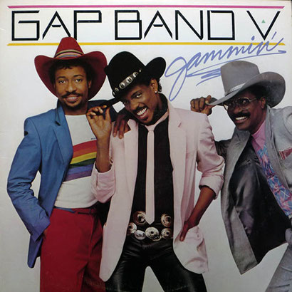 the Funky Soul story - 1983 The Gap Band - The Gap Band V