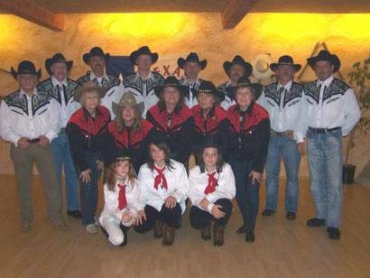 The Texas Twisters - Rotenberg e.V.