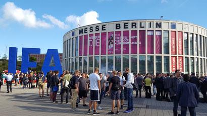 IFA Berlin entrée