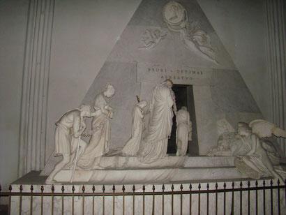 Кенотаф в Августинкирхе
