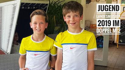 Luca Larwig & Niels MacDonald