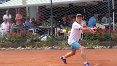 Scharbeutz Open : Werner Rohrbach Finale HE70