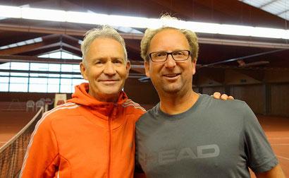 Jan Münster und Markus Nagel freuen sich auf Ihren Anruf