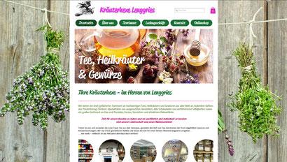 Webseite Kräuterhexe Lenggries