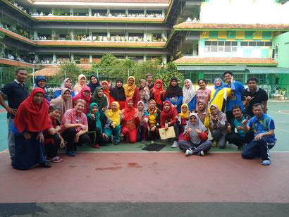 Neu im Team der Lehrerinnen und Lehrer der Beruflichen Schule SMK8
