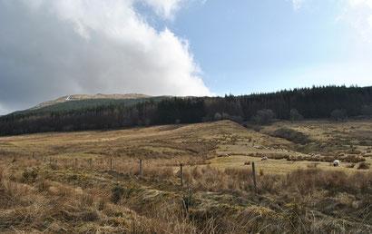 Tyndrum, Scotland (Discover Scotland Tours)