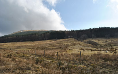 Tyndrum, Schottland (Discover Scotland Tours)