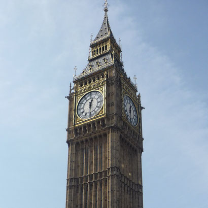 Big Ben, Harry Potter filming location London