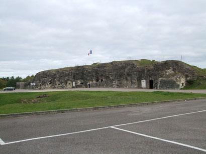 Fort de Douamont et fort de Vaux
