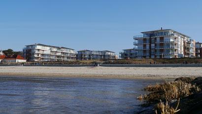 Ferienwohnung Nordsee, Strandpalais Duhnen