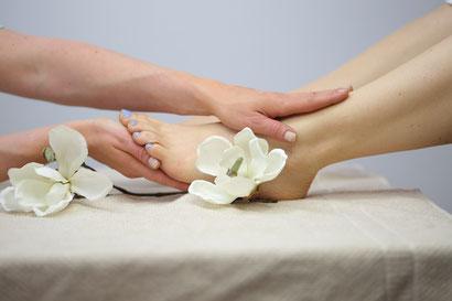 Wellness für die müden Füße - Bild