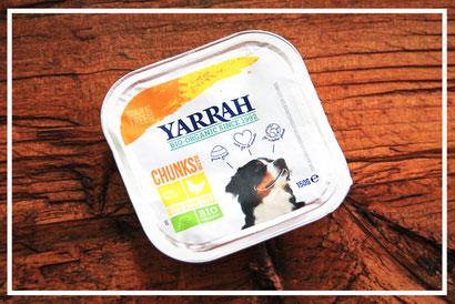 Chunks mit Huhn und Aloe Vera von Yarrah