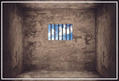 Gefängnis Zelle Knast