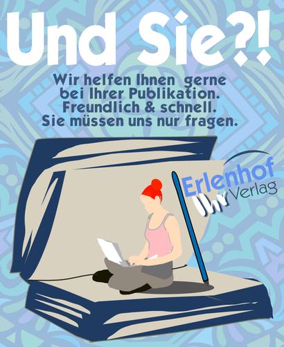 Immer mehr schöne Bücher. Erlenhof Verlag.