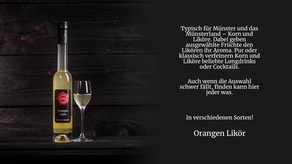 Das sind die beliebtesten und besten Liköre in unserem Onlineshops.  Bier Likör 25,34% Vol. Alkohol Orangen Likör 24,0 % Vol. Alkohol Kaffee Likör 23,0 % vol. Alkohol Himbeer Likör 23,5 % vol. Alkohol Glühwein Likör 19% vol. Alkohol, enthält Sulfite.