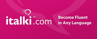Learn a new language with italki