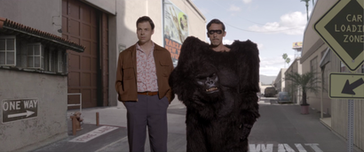 Der Film GORILLA läuft im Block LOVE & CRIME.