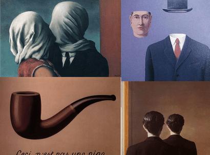 Рене Магритт - самые известные картины