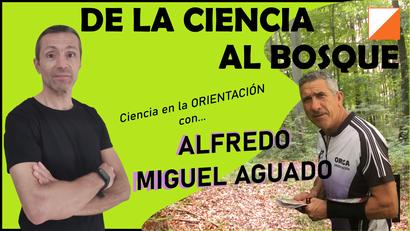 Cartel de la entrevista a Alfredo Miguel en Youtube
