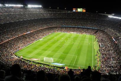 Primera Division Spanische Liga Barcelona Real Madrid