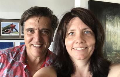 Martin Sullivan im Interview mit Manuela Ming