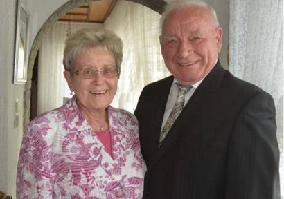 Ernst und Elisabeth Schöniger, geborene Fischer. Foto:  Hildegund Klockner