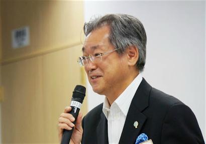 2012~2013年度330A地区ガバナー 阿久津隆文(当クラブ所属)