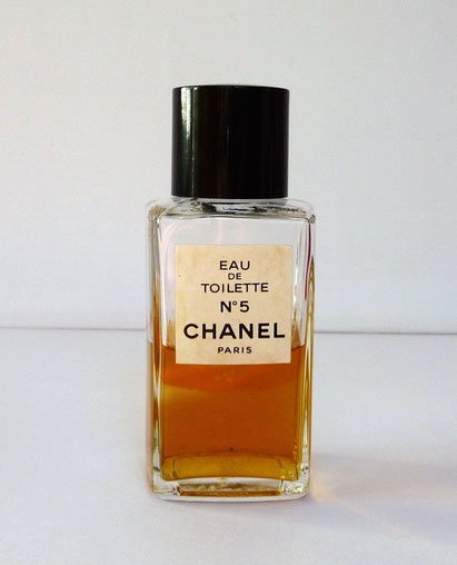 N° 5 - EAU DE TOILETTE 100 ML : FLACON ANCIEN