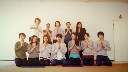4/6(日)参加者全員でパチリ☆