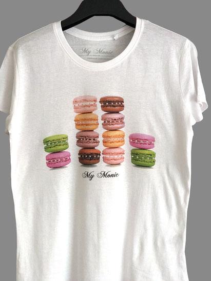 #My Monic #ropa swarovski #merchandising #luxury ##logos empresa #logos camisetas #logos gratis #camisetas con cristales de swarovski #swarovski #cristales #eventos #congresos #ropa de fiesta  #camisetas con estampados #galletas de colores