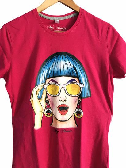 #My Monic #ropa swarovski #merchandising #luxury ##logos empresa #logos camisetas #logos gratis #camisetas con cristales de swarovski #swarovski #cristales #eventos #congresos #ropa de fiesta  #camisetas con estampados #manga