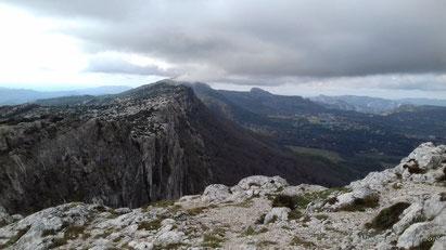 Parc régional de Sainte Baume et la grotte Sainte Marie Madeleine