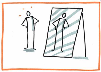 Klarheit von Rolle und Verantwortung als Leitung