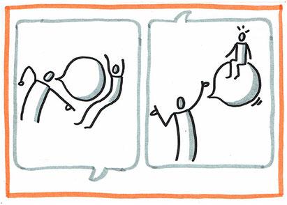Wertschätzende Kommunikation fördern