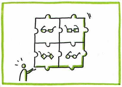 Kommunikationspsychologische Modelle im Überblick