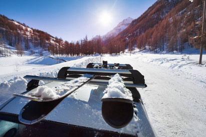 Трансфер Крепление для лыж и бордов