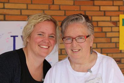 IVK Frau Hallemann und Frau Sieburg